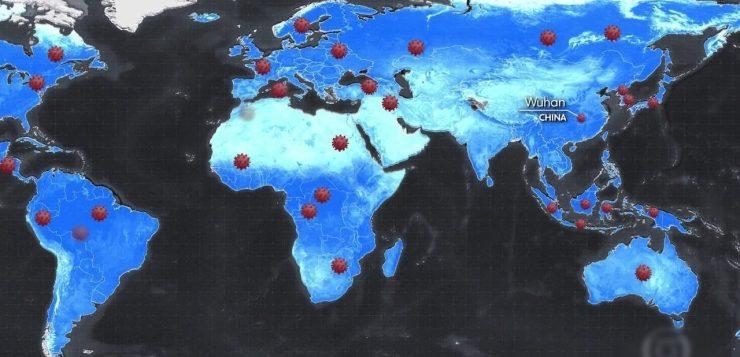 A pandemia nos obriga a mudar nossas rotinas